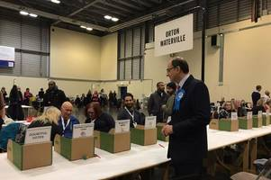 general election results 2019: conservatives hold north west cambridgeshire once again