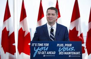 canadian opposition conservative leader resigns