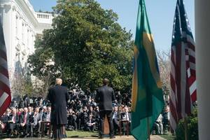 from trump to bolsonaro, climate skeptics stir green activism
