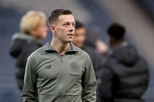 Callum McGregor unmasks the fishy Celtic prankster that has every player on high alert