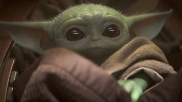the baby yoda merch that's actually shipping in time for the holidays