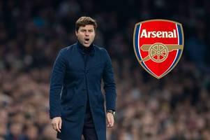 Arsenal news: Man City eye Mauricio Pochettino, Europa League draw, Bukayo Saka's message