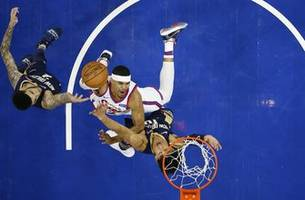 Harris scores 31, 76ers hold off Pelicans 116-109