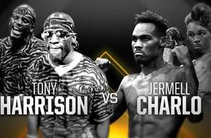 Shawn Porter: Tony Harrison's reputation is on the line in his rematch with Jermell Charlo