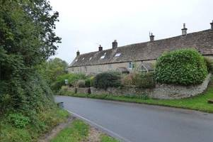 picturesque two-bed cottage near stroud on sale for £120,000 and princess anne could be your neighbour