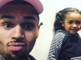 Chris Brown + Ammika Harris Shares More Insanely Adorable Pics Of His Baby Boy