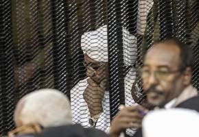 ex-sudan strongman al bashir gets 2 years for corruption