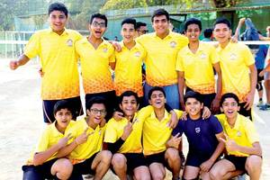 Children's Academy, Malad, beat counterpart school in Kandivli with 2-0 win