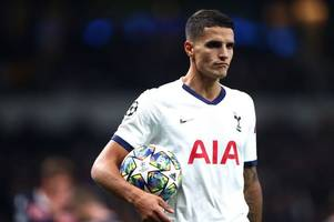 Jose Mourinho reveals the date Erik Lamela could return for Spurs and why he needs him back fit