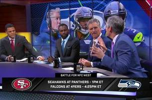 seahawks or 49ers? fox nfl kickoff crew makes its picks for nfc west winner