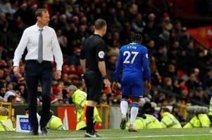 Duncan Ferguson gives strange explanation for subbing Moise Kean - but fans slam boss