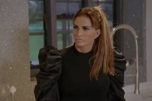 Katie Price faces bleak Christmas after losing her £2million 'Mucky Mansion'