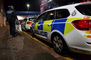 All the incidents that police dealt with last night in Leicester city centre