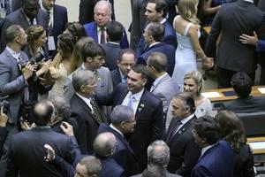 brazil to move its israel embassy to jerusalem – bolsonaro's son