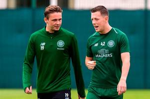 Callum McGregor makes Scott Allan Celtic claim as he details Hibs star's qualities