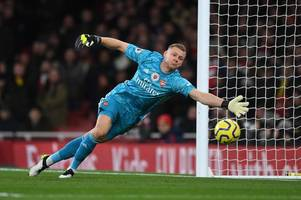 Arsenal player ratings: Bernd Leno saves Freddie Ljungberg from deeper humiliation by Man City