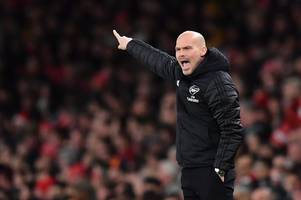 Next Arsenal manager: Freddie Ljungberg makes demand to Gunners board over vital decision