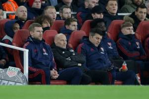 Raul Sanllehi has left Freddie Ljungberg without the tools to do the job Arsenal need