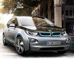 bmw strikes five-year lithium deal for electric car batteries