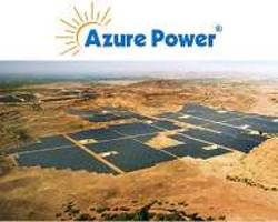 azure power wins 2 gw ists solar project with seci