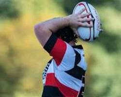 satnav watching over rugby players