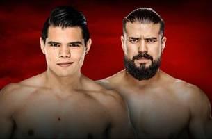 Humberto Carrillo to battle Andrade as part of WWE TLC Kickoff