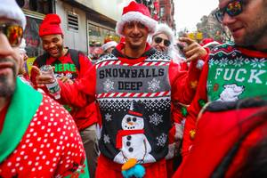 the best & worst of santacon 2019