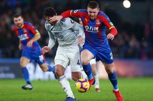 'difficult to handle': what bristol city fans need to know about crystal palace forward connor wickham