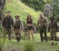 'jumanji: the next level' levels up with us$60mil debut