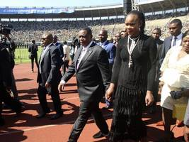 zimbabwe: vice-president's wife charged with attempting to kill him