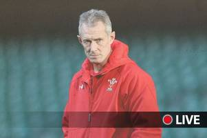 Live updates as Rob Howley is suspended from rugby for 18 months and full details of betting scandal emerge