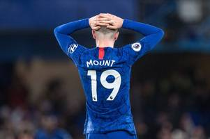 chelsea player ratings vs bournemouth: jorginho quiet, pulisic and mount awful in 1-0 loss