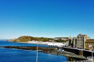 travel: on the right track - a railway journey on the west coast of wales