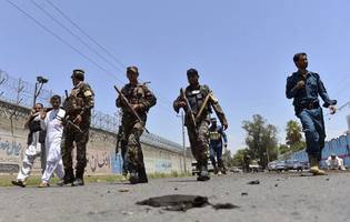 22 wounded in bomb attack in afghanistan: official