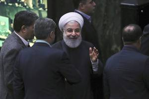 iran president to make 2-day visit to japan from friday