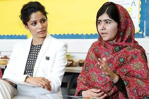 malala yousafzai says she has 'always asked for help' with her mental health