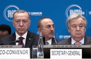 un chief calls for action to improve status of refugees worldwide