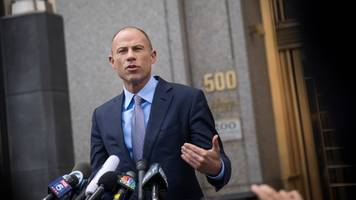 michael avenatti pleads not guilty to nike extortion accusations