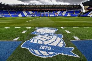 'options' - former birmingham city star becomes free agent as blues given transfer window advice
