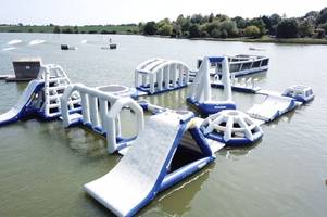 a huge new 50-obstacle inflatable aqua park could open near essex