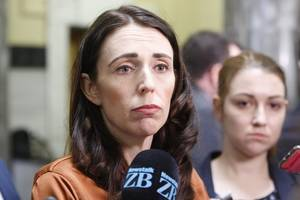new zealand pm ardern staffer's abuse claims dismissed in report