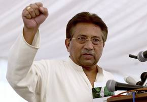 pakistan govt says pervez musharraf not given fair trial