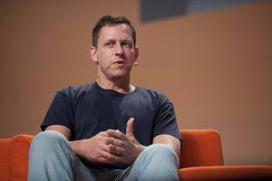Peter Thiel told Zuckerberg not to fact-check political ads: Report