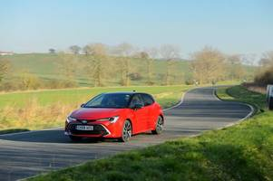 toyota corolla excel hatchback review – japanese car maker has the gift of giving