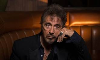 al pacino to the ringer: ravens qb lamar jackson 'is an inspiration to actors'