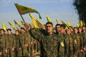 german governing parties seek ban of hezbollah in europe