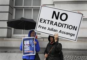 julian assange lawyer says treaty prohibits extradition of wikileaks publisher to u.s.