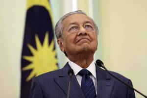 malaysia defends muslim summit shunned by saudi, slammed by oic