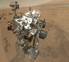 nasa's mars 2020 rover completes first driving test