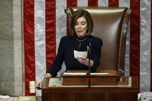 pelosi may delay naming trial managers: impeachment update